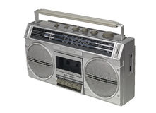 Ghetto Blaster Royalty Free Stock Image