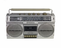 Ghetto Blaster Royalty Free Stock Photos