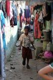 Ghetto and slums in Kolkata Stock Photography
