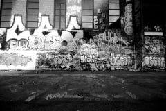 Ghetto in Svezia fotografie stock libere da diritti