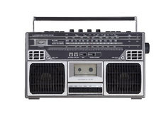 Ghettoblaster Stock Photo