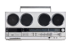 Ghettoblaster Royalty Free Stock Images