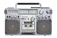 Boom Box Stock Image