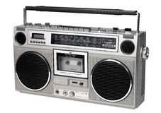 GhettoBlaster Royalty Free Stock Photography