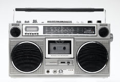 GhettoBlaster Stock Photos