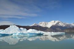 ghiacciaio Fotografie Stock Libere da Diritti