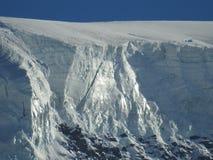 ghiacciaio Fotografia Stock