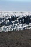 Ghiacciaio alla sommità del supporto Kilimanjaro Immagini Stock Libere da Diritti