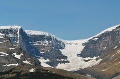 Ghiacciaio dell'arco, Banff, Canada Fotografie Stock Libere da Diritti