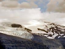 Ghiacciaio 2017 dell'Islanda Skaftafell Immagine Stock