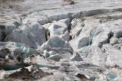 Ghiacciaio, dettaglio dell'iceberg Immagini Stock Libere da Diritti