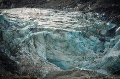 Ghiacciaio di Franz Josef, isola del sud della Nuova Zelanda Fotografia Stock