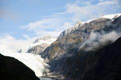 Ghiacciaio di Franz Josef - Nuova Zelanda Fotografia Stock Libera da Diritti