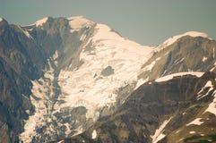 Ghiacciaio di Hubbard - Alaska immagini stock