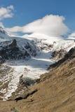 Ghiacciaio di Kaiser Franz Josef Grossglockner, alpi austriache Fotografia Stock Libera da Diritti