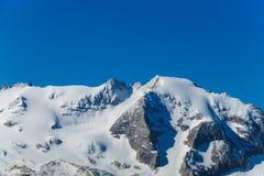 Ghiacciaio di Marmolada, alpi della dolomia, Italia Fotografia Stock Libera da Diritti