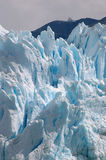 Ghiacciaio di Patagonia Fotografie Stock Libere da Diritti