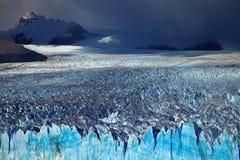 Ghiacciaio di Perito Moreno Immagine Stock
