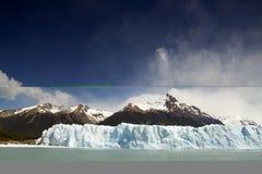 Ghiacciaio di Perito Moreno Fotografia Stock