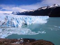 Ghiacciaio di Perito Moreno immagini stock