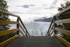 Ghiacciaio di Perito Moreno l'argentina immagini stock libere da diritti