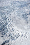 Ghiacciaio nelle alpi austriache di estate Fotografie Stock Libere da Diritti