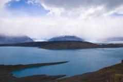 Ghiacciaio, Patagonia Fotografia Stock