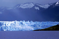 Ghiacciaio Perito Moreno, Patagonia (Argentina) fotografie stock