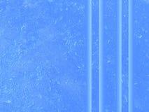 Ghiaccio blu Fotografie Stock