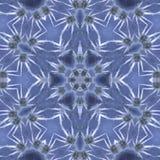 Ghiaccio blu Immagini Stock