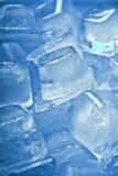Ghiaccio blu Immagine Stock Libera da Diritti