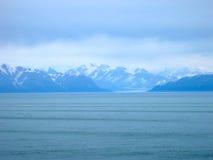 Ghiaccio dell'Alaska Fotografia Stock