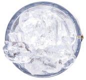 Ghiaccio e secchiello del ghiaccio II Fotografie Stock Libere da Diritti