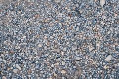 Ghiaia del granito Immagini Stock