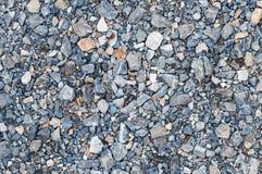 Ghiaia del granito Fotografia Stock