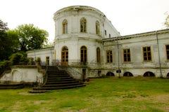 Ghica slott Royaltyfri Fotografi