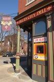 Ghiottoneria della città dei blu - St. Louis Fotografia Stock