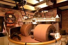 Ghirardelli Chocolate Company旧金山-加利福尼亚 免版税库存照片
