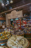 Ghirardelli chocolate shop at Fisherman's Wharf Stock Image