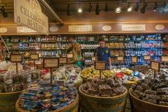 Ghirardelli chocolate shop at Fisherman's Wharf Royalty Free Stock Photo