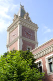 Ghirardelli Clock Tower Royalty Free Stock Image