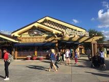 Ghirardelli, Disney Springs Orlando, FL. Royalty Free Stock Photography