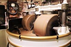 Ghirardelli - manifattura originale del cioccolato Fotografia Stock