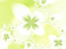 Ghirlanda dei fiori Immagine Stock Libera da Diritti