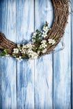 Ghirlanda della primavera Fotografia Stock Libera da Diritti