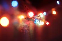 Ghirlanda di colore Fotografia Stock