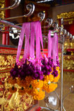 Ghirlanda tailandese immagini stock