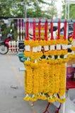 Ghirlanda tailandese Fotografia Stock