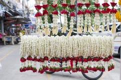 Ghirlanda tailandese fotografie stock libere da diritti