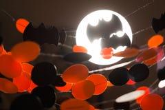Ghirlande di Halloween Immagini Stock Libere da Diritti